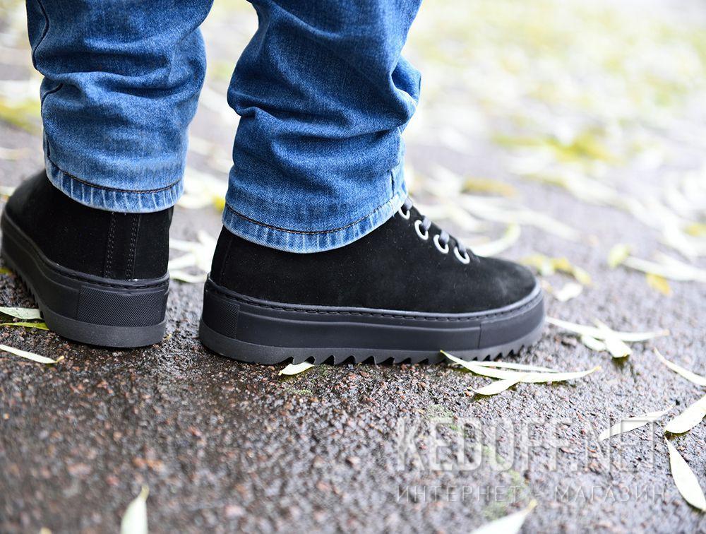 Мужские ботинки Forester Dark Agent 7-01N-271 доставка по Украине