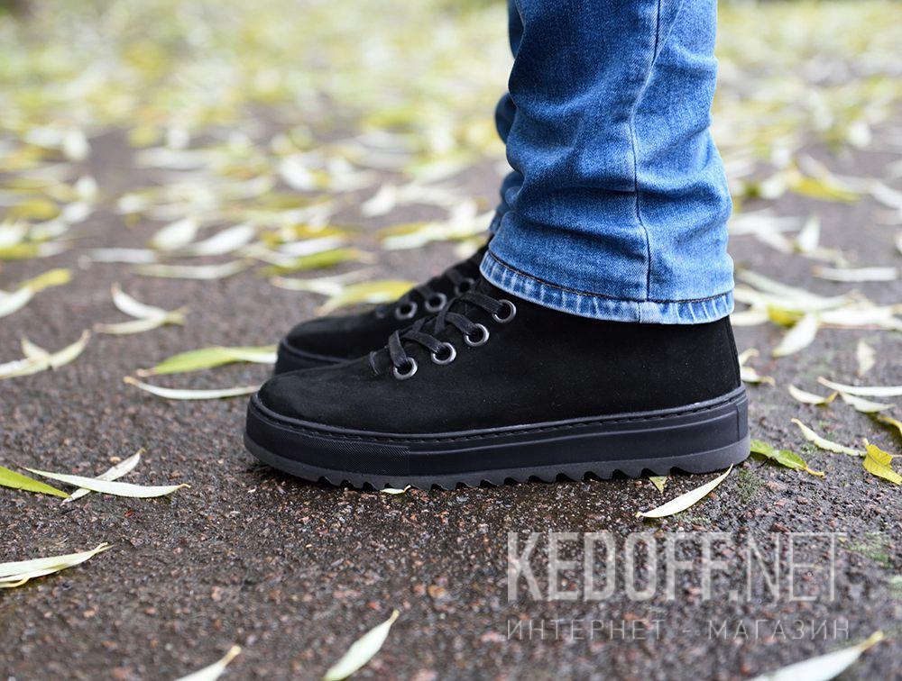 Мужские ботинки Forester Dark Agent 7-01N-271 все размеры