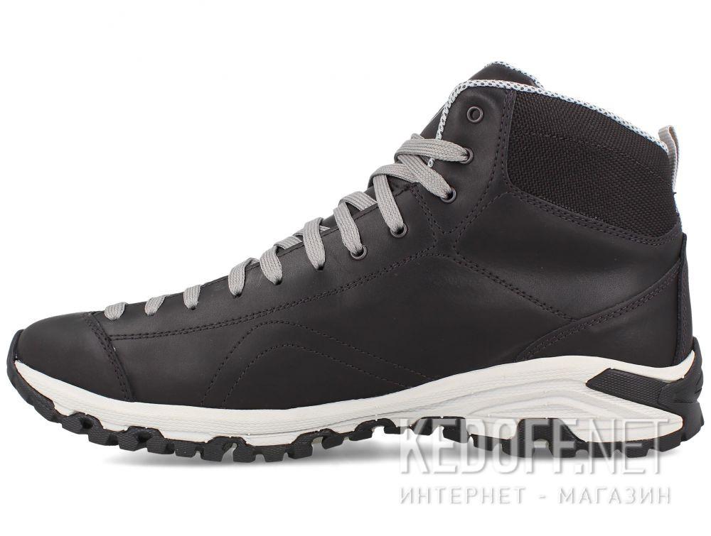 Мужские ботинки Forester Black Vibram 247951-27 Made in Italy купить Украина