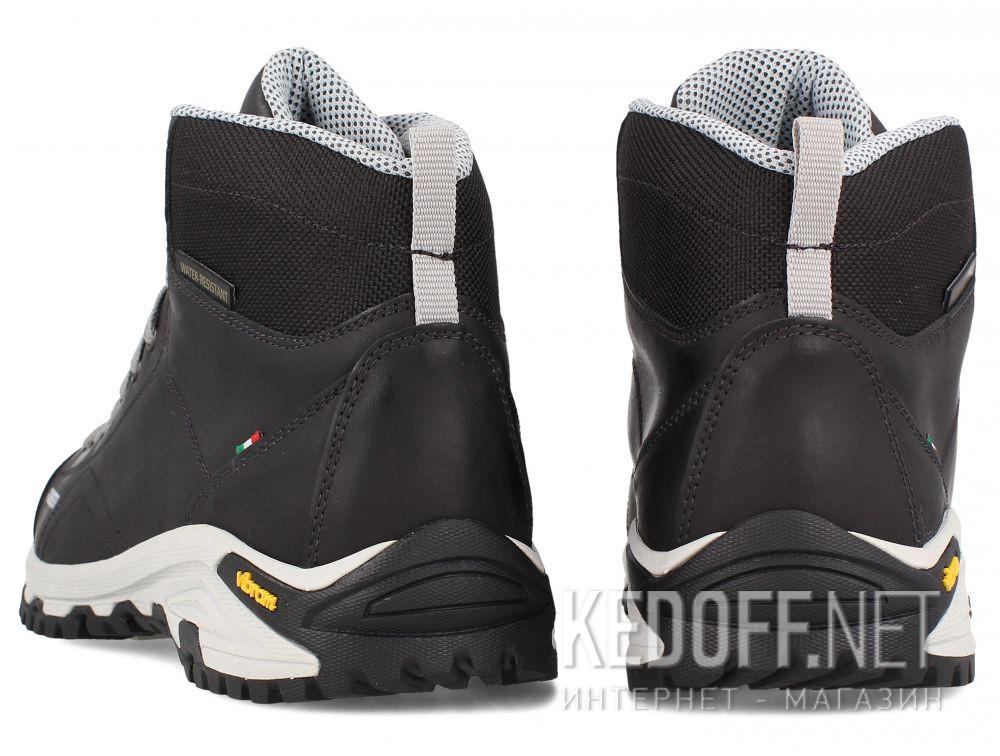 Мужские ботинки Forester Black Vibram 247951-27 Made in Italy описание