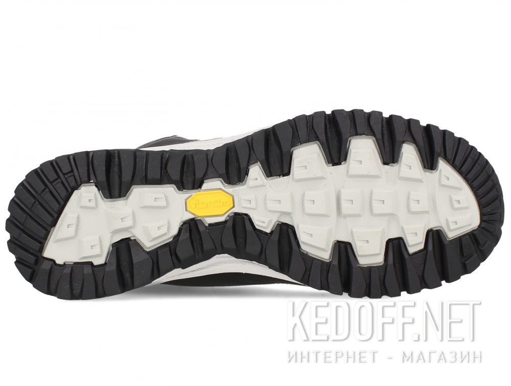 Доставка Мужские ботинки Forester Black Vibram 247951-27 Made in Italy