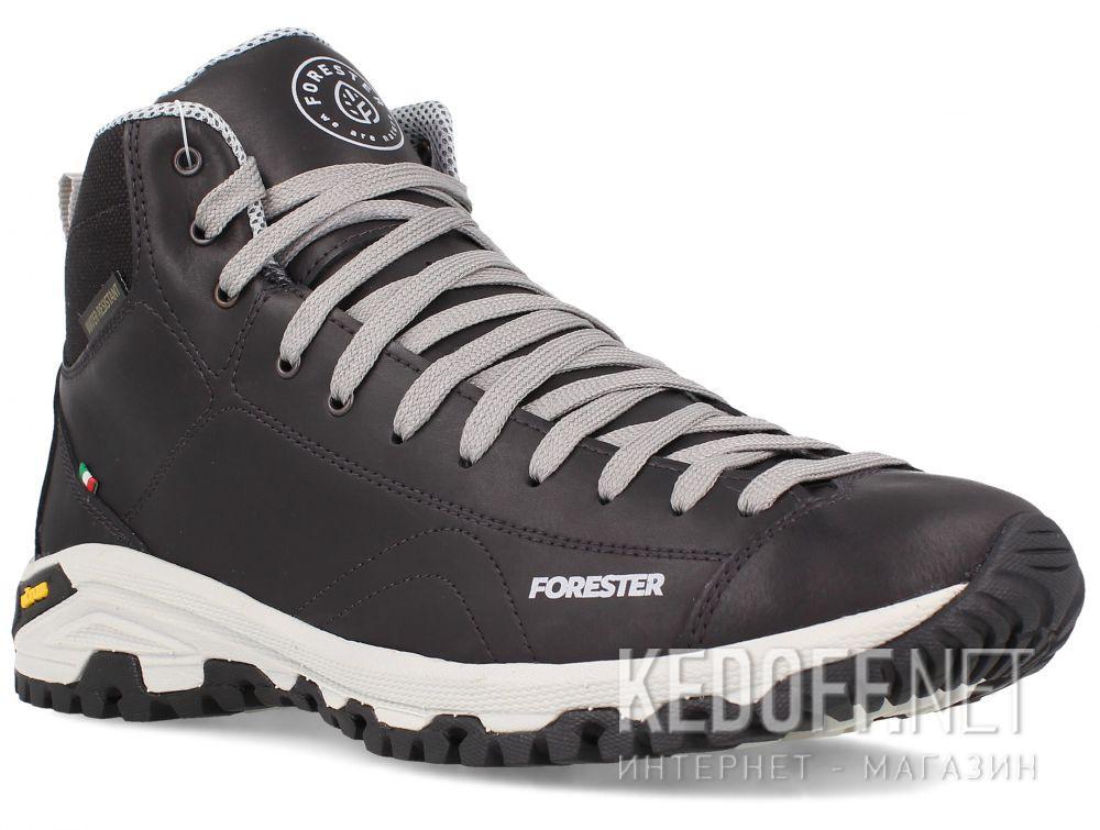 Цены на Мужские ботинки Forester Black Vibram 247951-27 Made in Italy