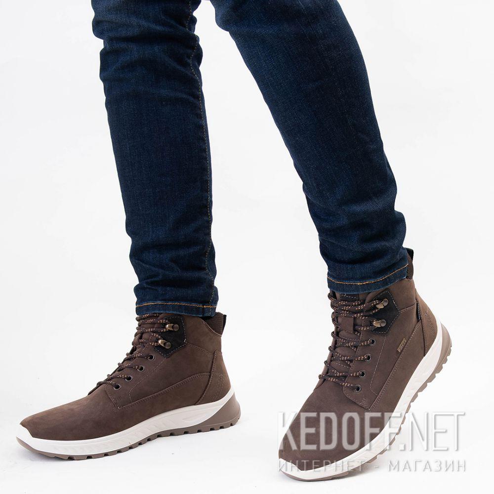 Мужские ботинки Forester Ergostrike 18303-45
