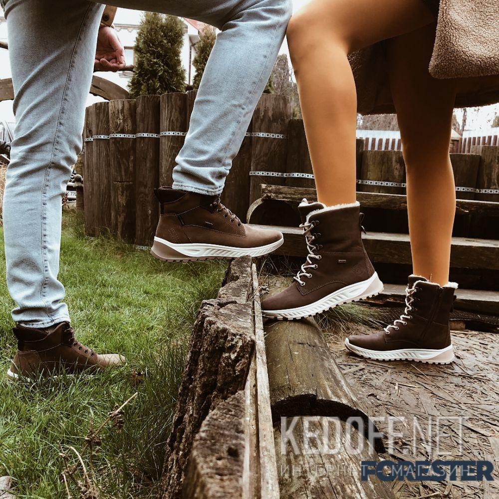 Доставка Мужские ботинки Forester Ergostrike 18303-45