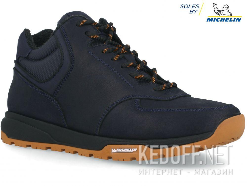 Мужские ботинки Forester Helly M4925-0522 Michelin sole купить Украина