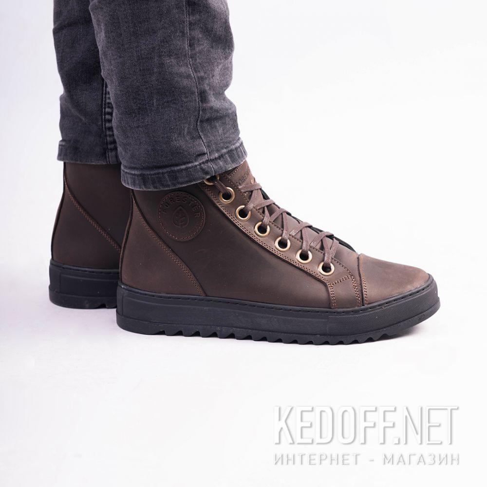 Доставка Мужские ботинки Forester High Step 70127-451