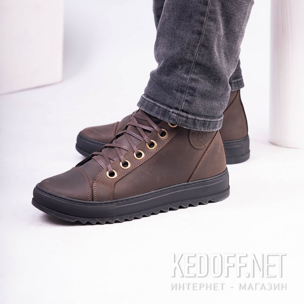 Мужские ботинки Forester High Step 70127-451 доставка по Украине