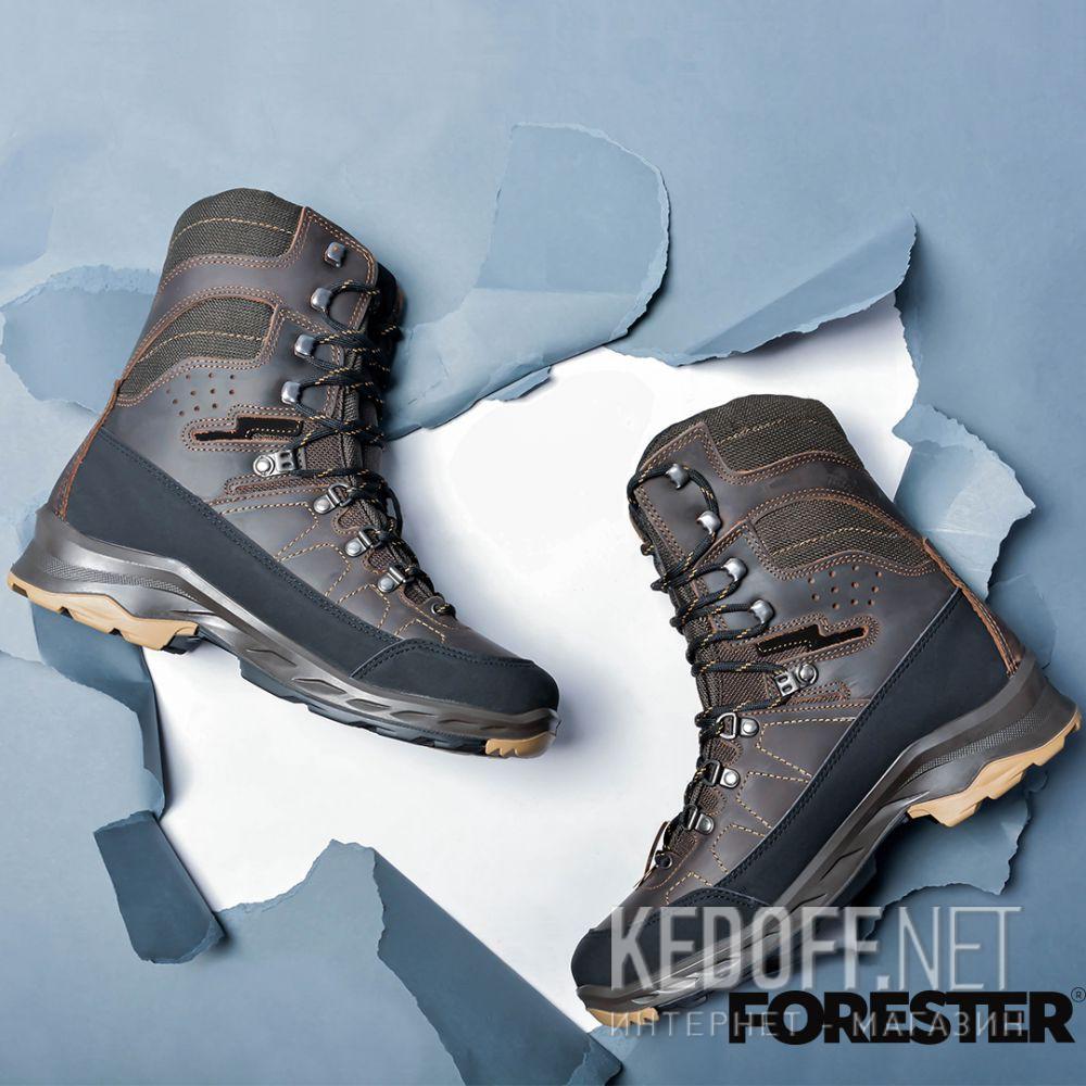 Мужские ботинки Forester Karelia 13749-8 Made in Europe все размеры
