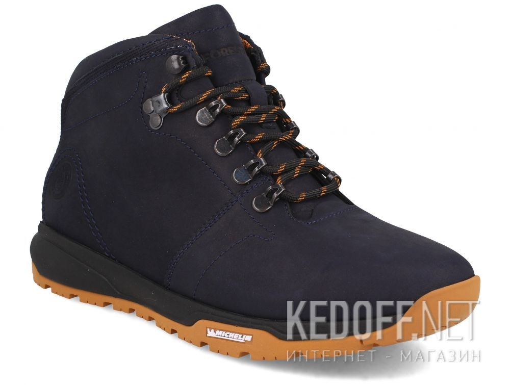 Доставка Мужские ботинки Forester Tyres M4908-0522 Michelin sole