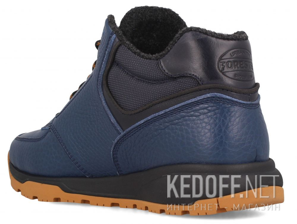 Оригинальные Мужские ботинки Forester Helly M4925-105 Michelin sole