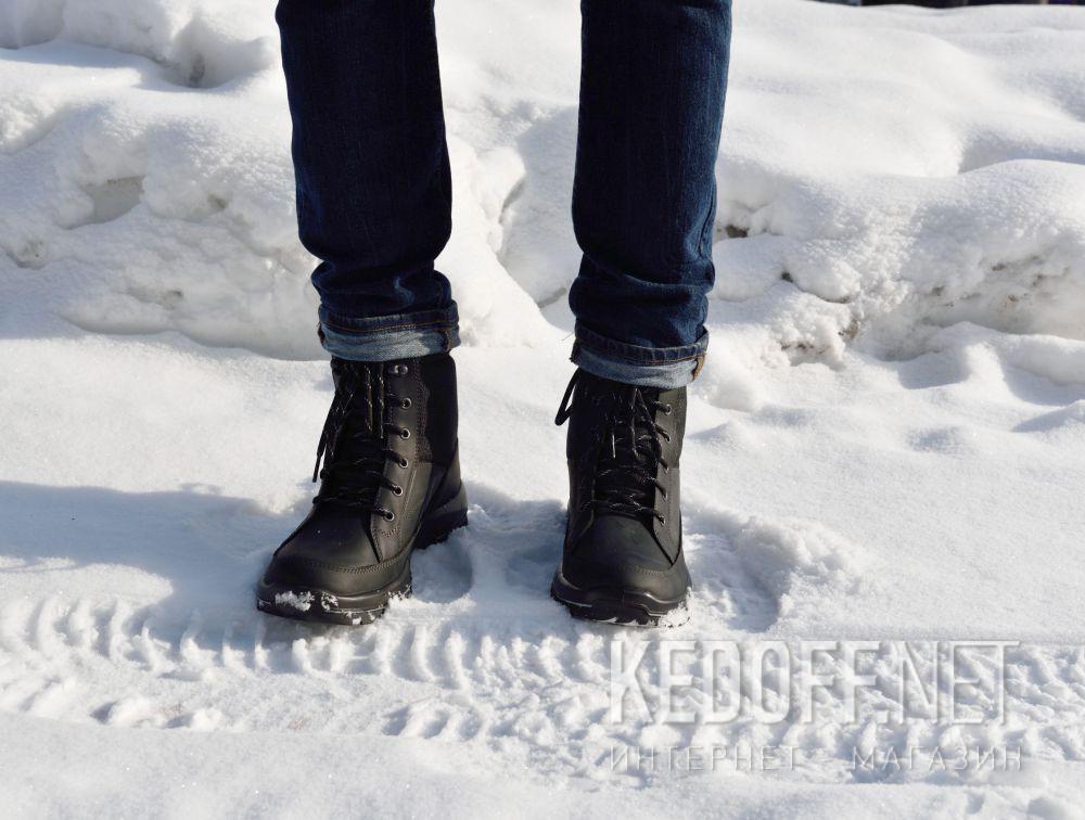 Доставка Мужские ботинки Forester Scandinavia Cordura 3435-11-27