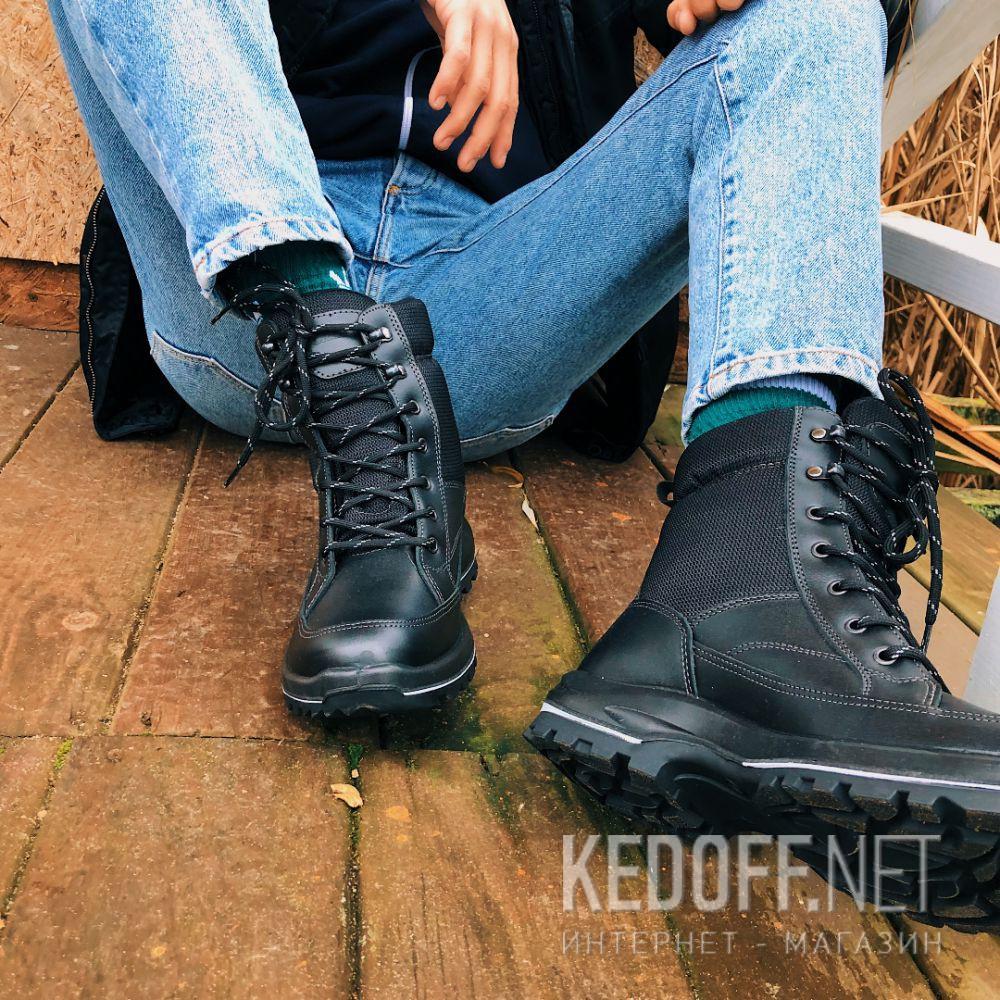 Мужские ботинки Forester Scandinavia Cordura 3435-11-27 все размеры