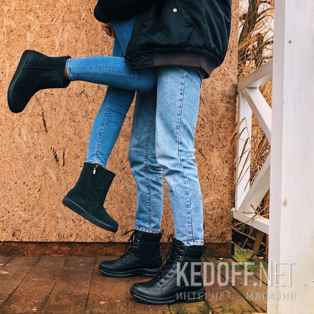 Мужские ботинки Forester Scandinavia Cordura 3435-11-27 доставка по Украине