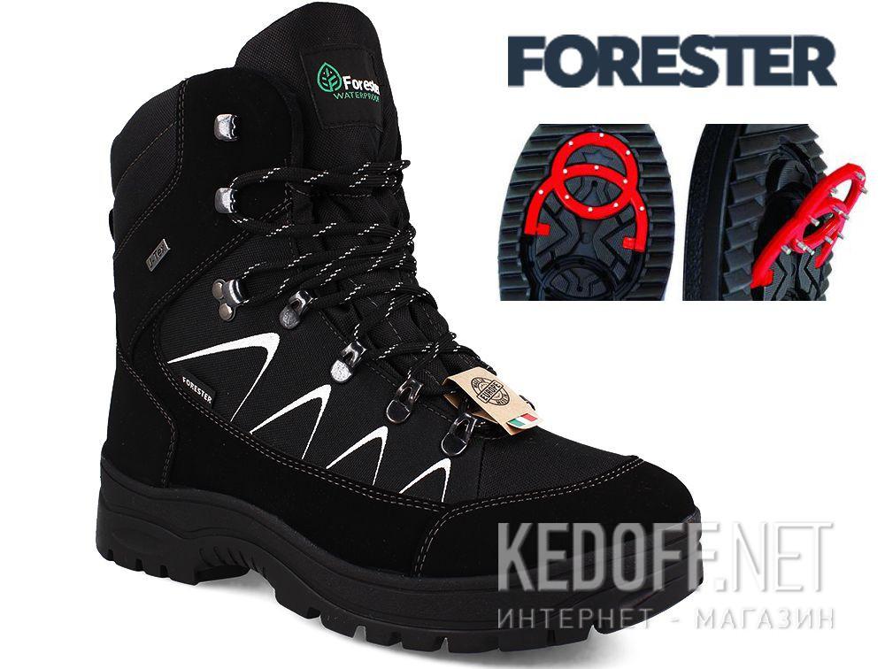 Купить Мужские ботинки Forester Tex Uomo Rotor 7442R-1 OC System Tipper