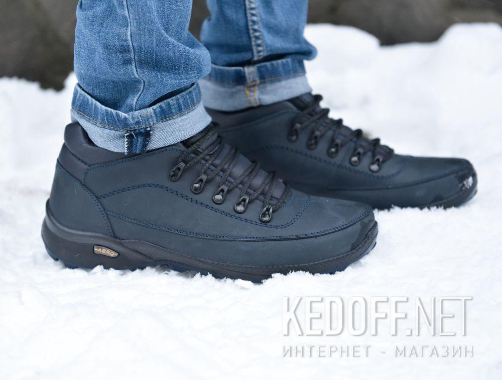 Delivery Men's Shoes Forester Trek 7543-8989