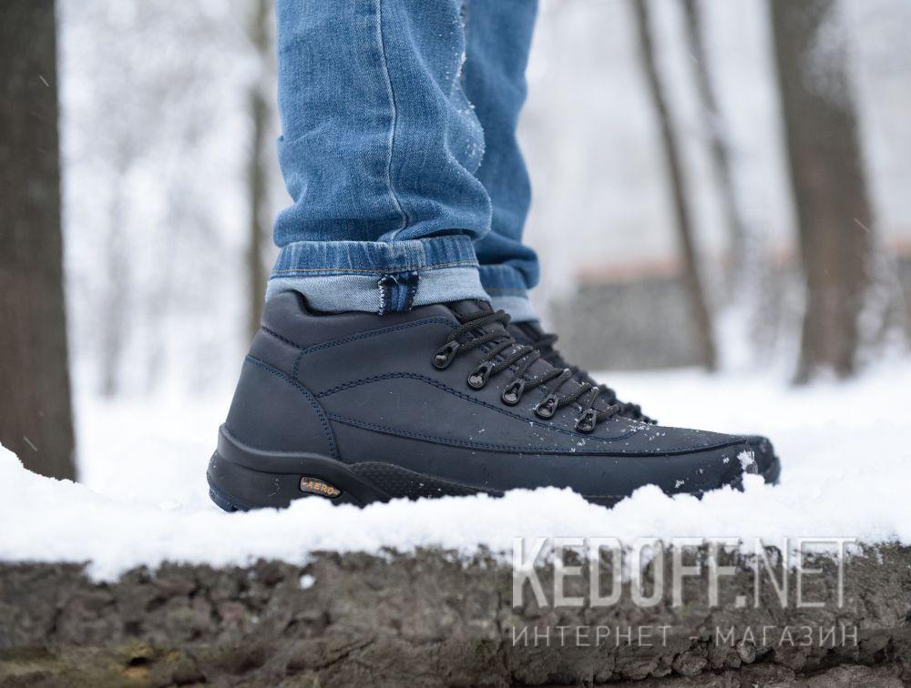 Мужские Ботинки Forester Trek 7543-8989 доставка по Украине