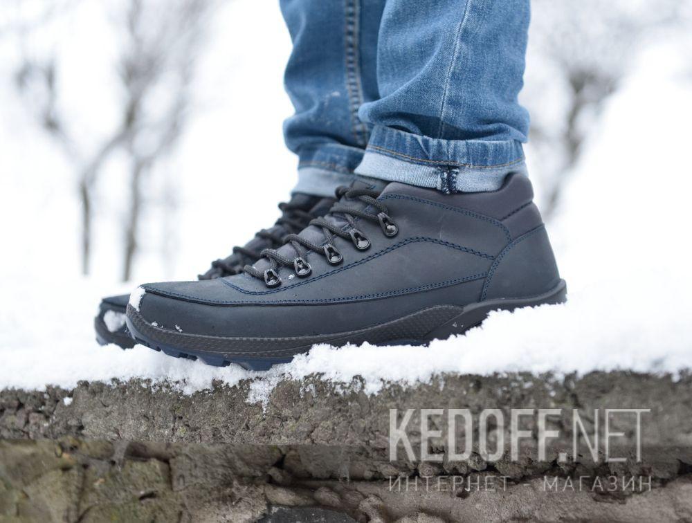 Men's Shoes Forester Trek 7543-8989