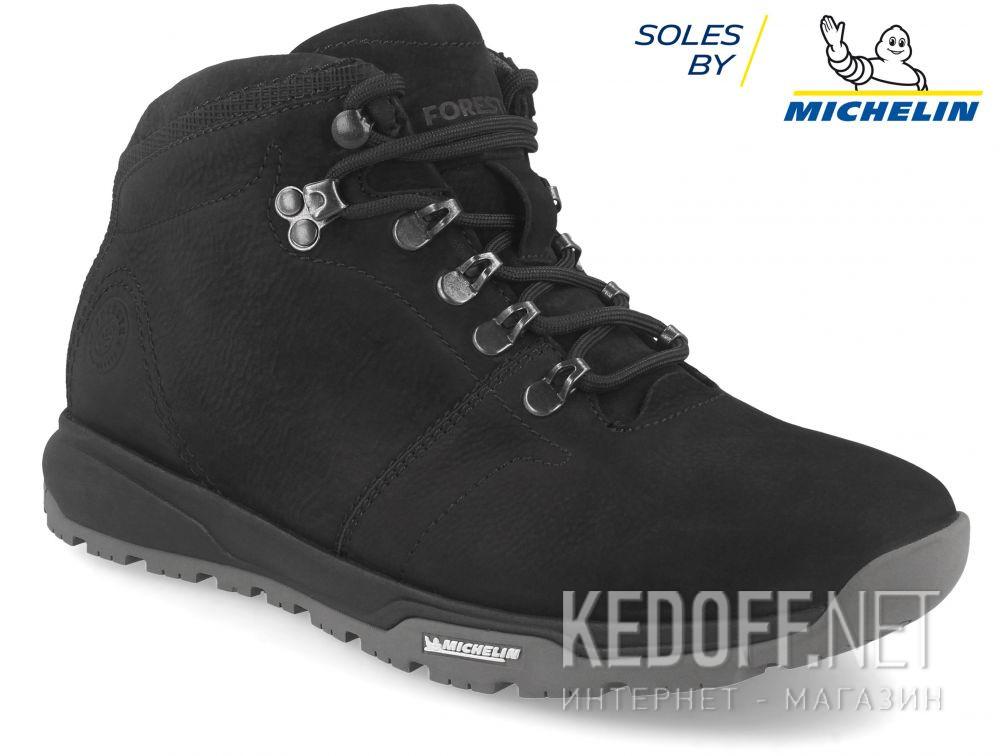 Мужские ботинки Forester Tyres M8908-02 Michelin sole купить Украина