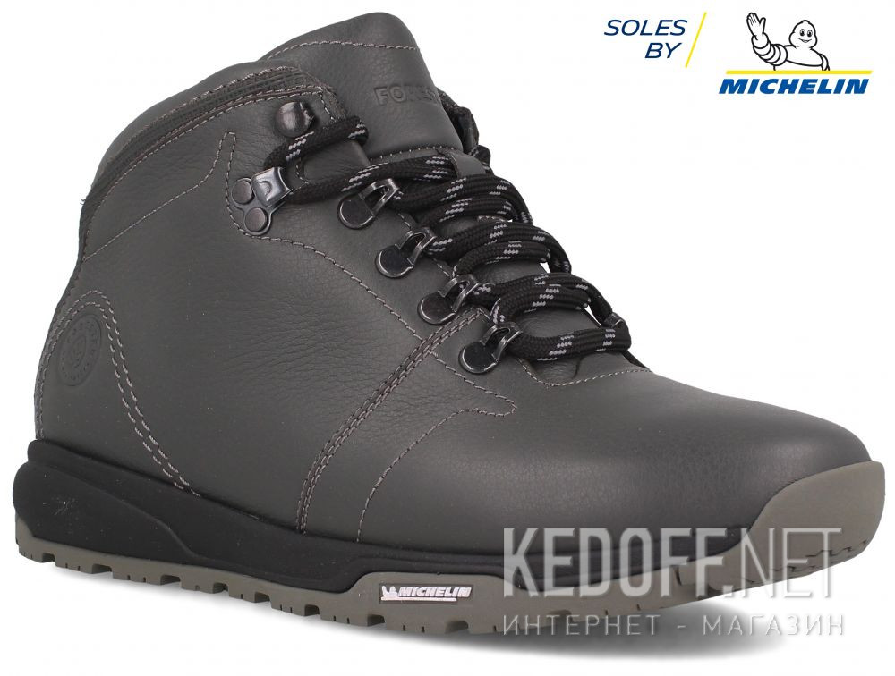 Мужские ботинки Forester Tyres M8908-8 Michelin sole купить Украина