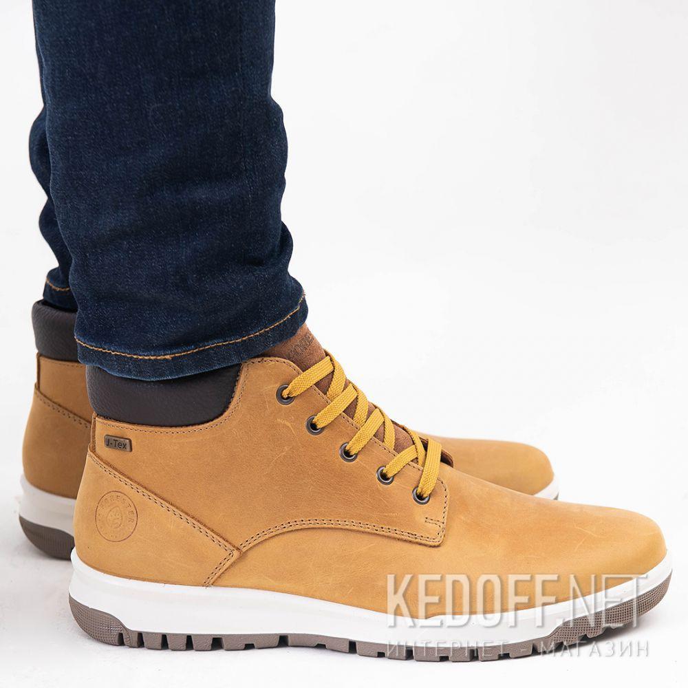 Мужские ботинки Forester Yellow Camper 4255-29 Фото 12