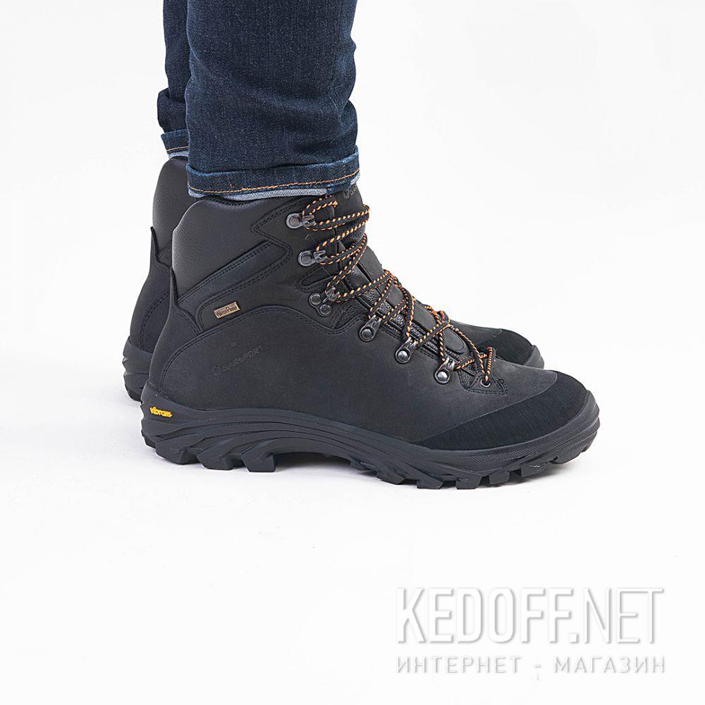 Мужские ботинки Garsport 2018 Wp Nero 1060003-0003 Vibram доставка по Украине