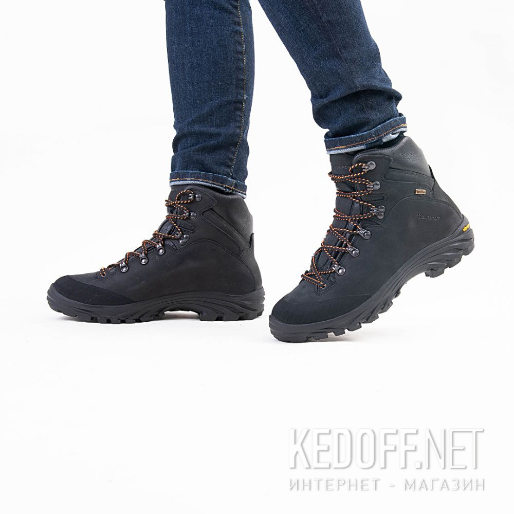 Доставка Мужские ботинки Garsport 2018 Wp Nero 1060003-0003 Vibram