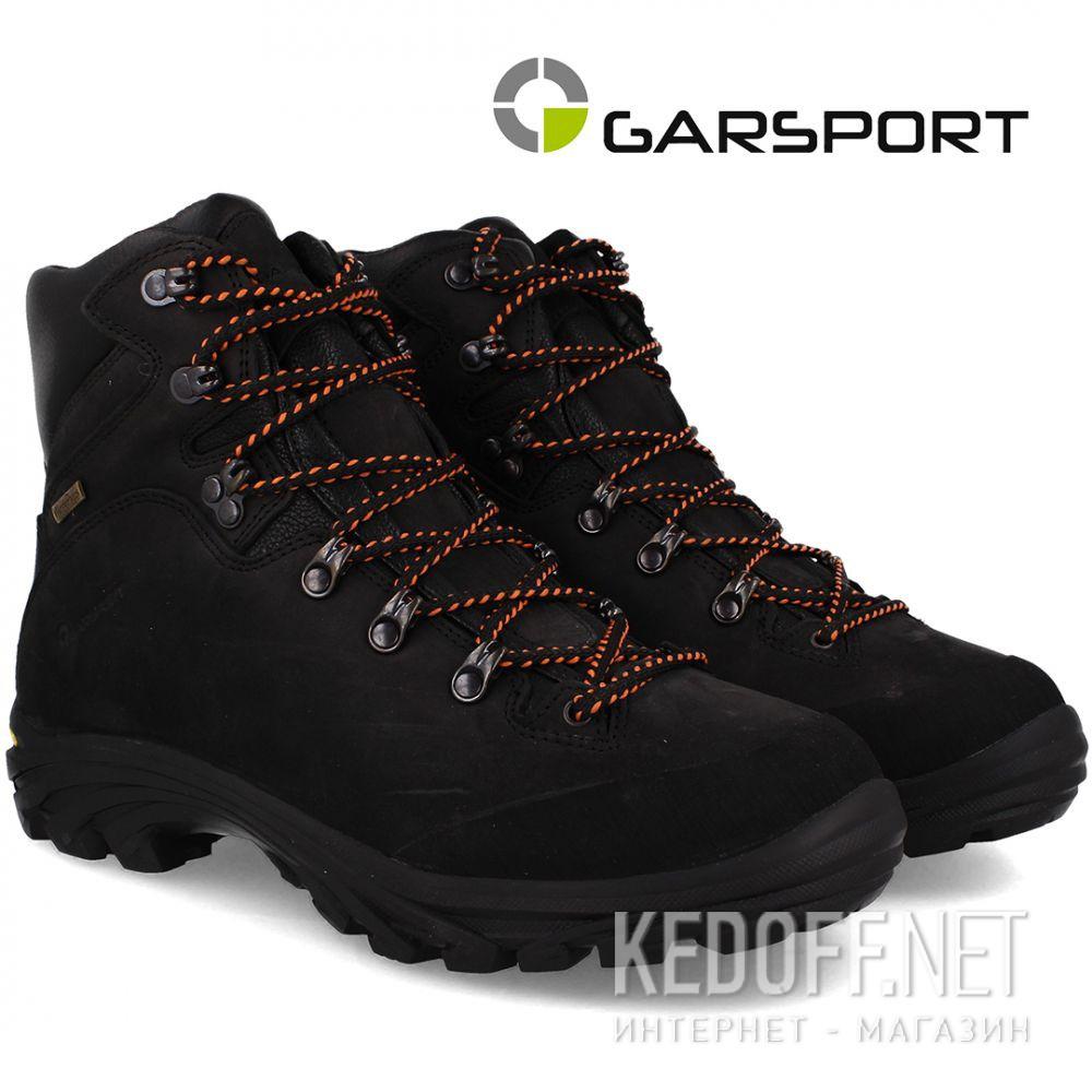 Мужские ботинки Garsport 2018 Wp Nero 1060003-0003 Vibram все размеры