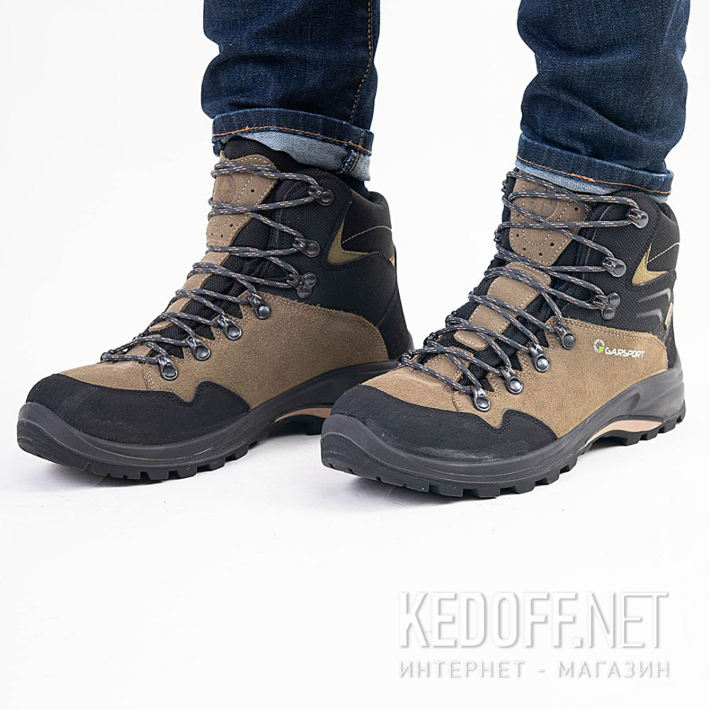 Мужские ботинки Garsport Campos Mid Wp Tundra 1010002-2188 Vibram доставка по Украине