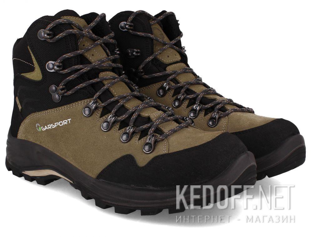 Мужские ботинки Garsport Campos Mid Wp Tundra 1010002-2188 Vibram купить Украина