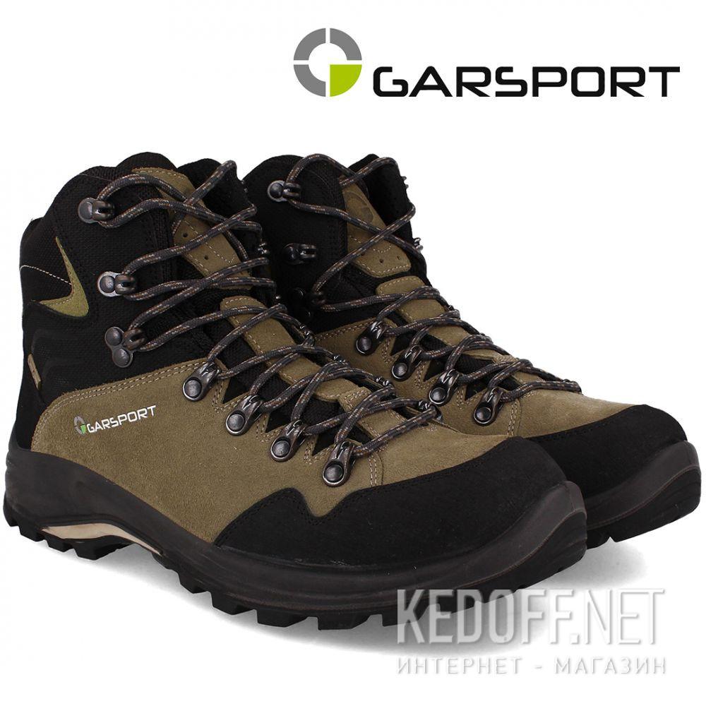 Męskie buty Garsport Campos Mid Wp Tundra 1010002-2188 Vibram все размеры