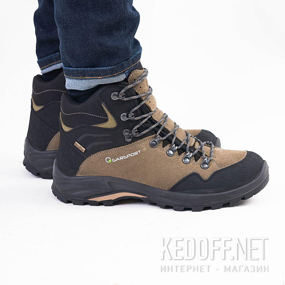 Доставка Мужские ботинки Garsport Campos Mid Wp Tundra 1010002-2188 Vibram