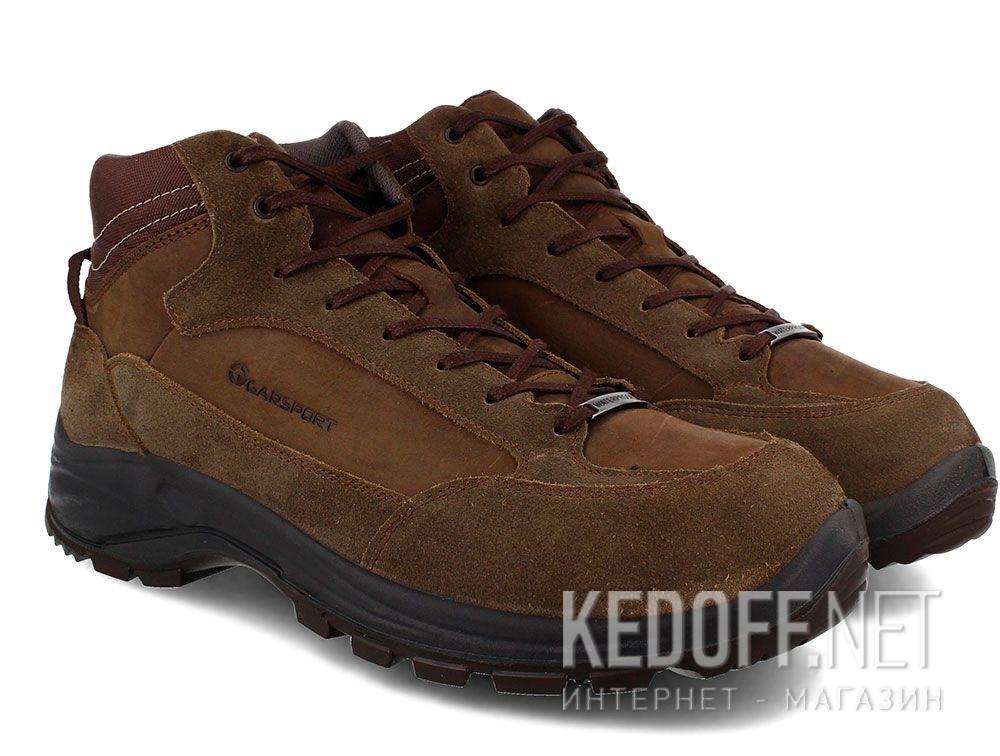 Чоловічі черевики GarSport Cortina Mid Wp Marrone 1050006-0102 купити Україна