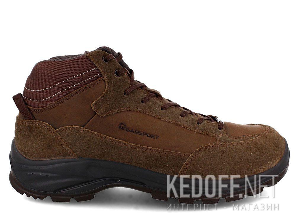 Чоловічі черевики GarSport Cortina Mid Wp Marrone 1050006-0102 купить Киев