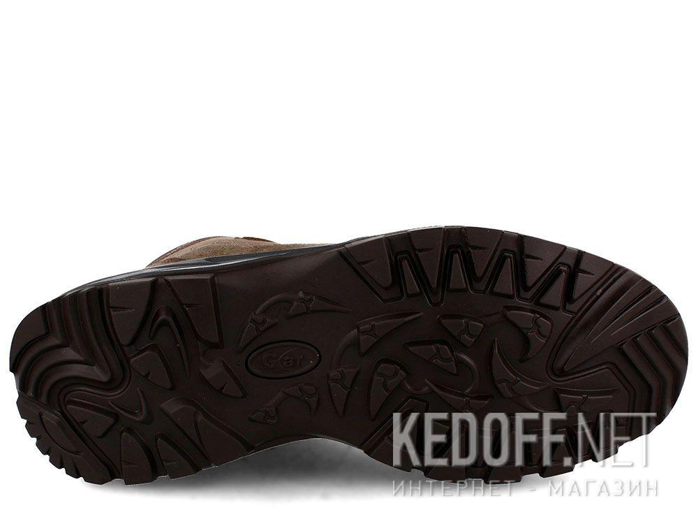 Оригинальные Чоловічі черевики GarSport Cortina Mid Wp Marrone 1050006-0102