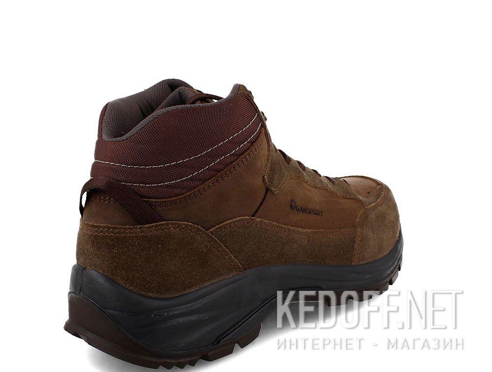 Чоловічі черевики GarSport Cortina Mid Wp Marrone 1050006-0102 описание