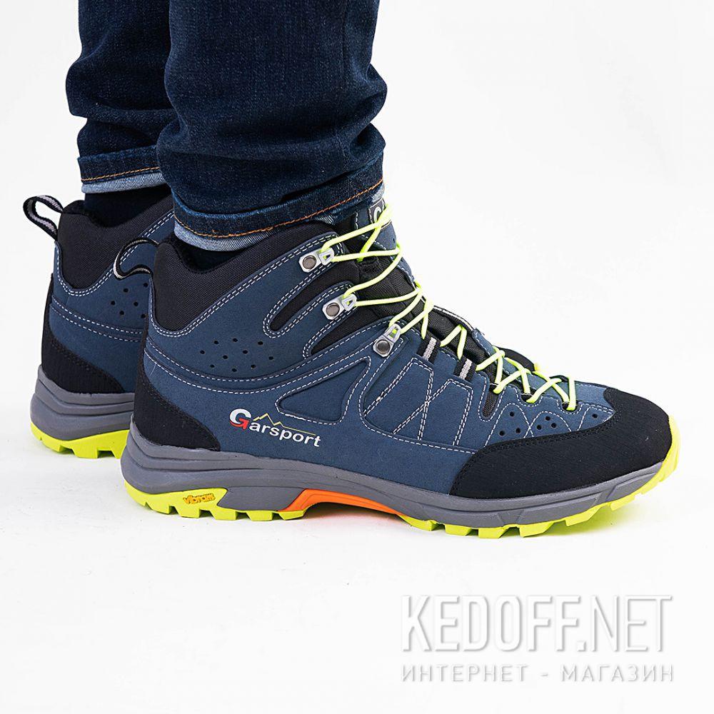 Мужские ботинки GarSport Fast Trek Tex Blu 1040001-0025 Vibram Фото 12