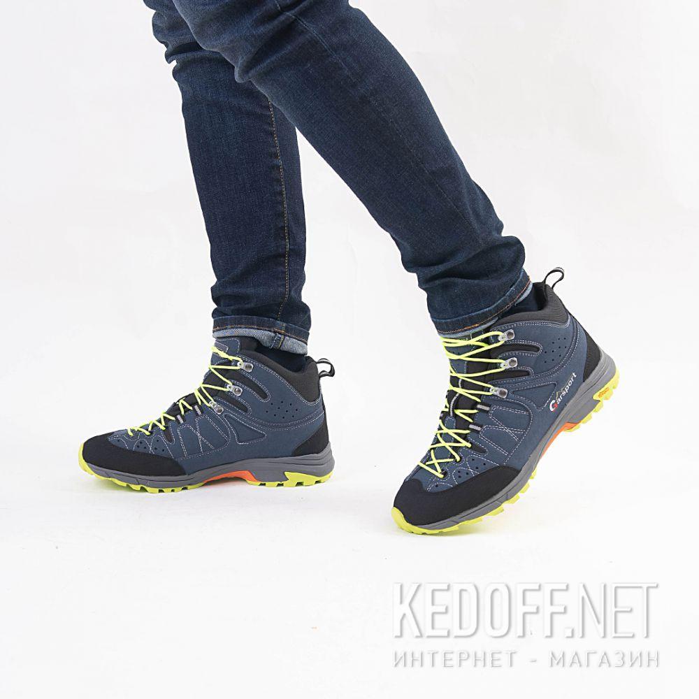 Мужские ботинки GarSport Fast Trek Tex Blu 1040001-0025 Vibram Фото 13