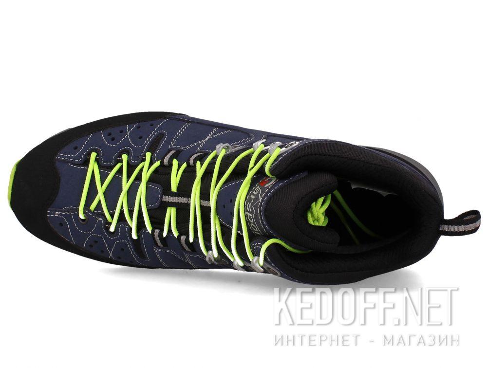 Мужские ботинки GarSport Fast Trek Tex Blu 1040001-0025 Vibram описание