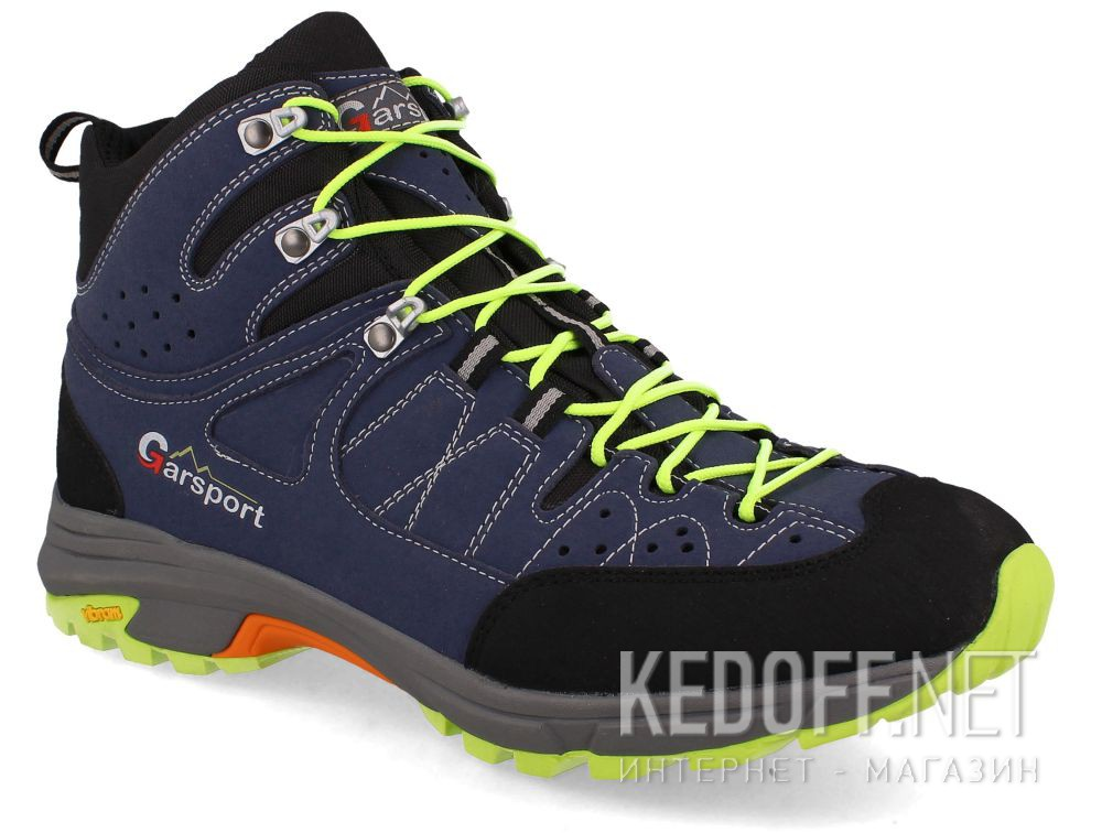 Мужские ботинки GarSport Fast Trek Tex Blu 1040001-0025 Vibram все размеры