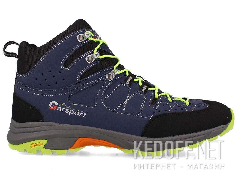 Мужские ботинки GarSport Fast Trek Tex Blu 1040001-0025 Vibram купить Киев