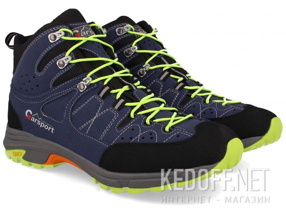 Мужские ботинки GarSport Fast Trek Tex Blu 1040001-0025 Vibram купить Украина