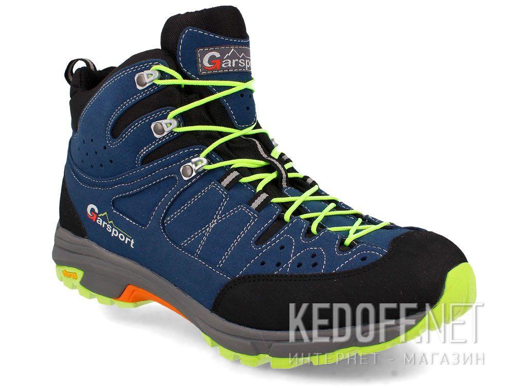 Купить Мужские ботинки GarSport Fast Trek Tex Blu 1040001-0025 Vibram