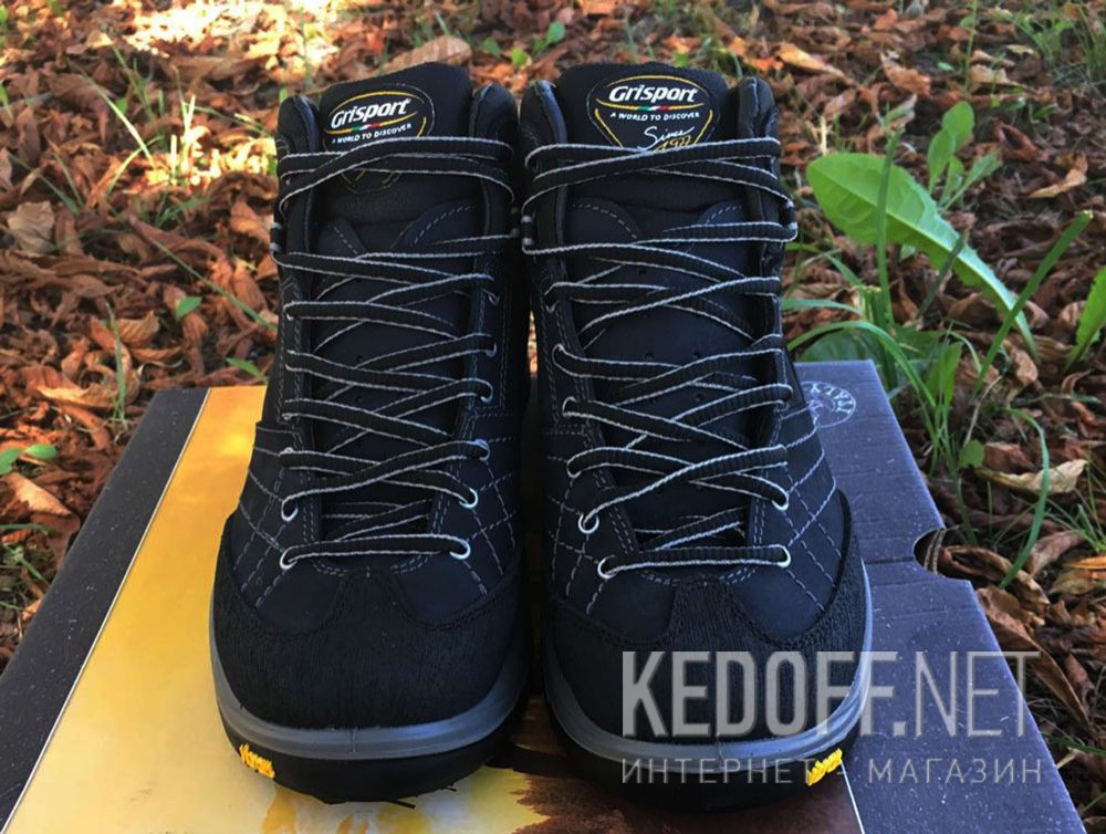 Мужские ботинки Grisport Vibram 12511N63tn Made in Italy доставка по Украине