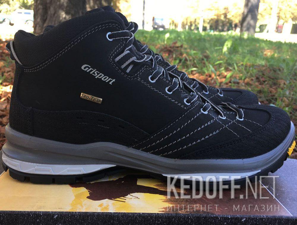 Мужские ботинки Grisport Vibram 12511N64tn Made in Italy доставка по Украине