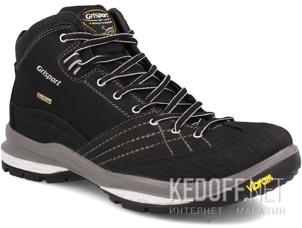 Мужские ботинки Grisport Vibram 12511N64tn Made in Italy