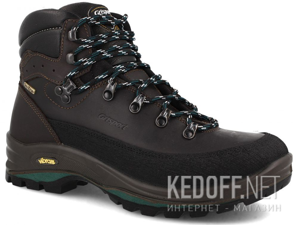 Мужские ботинки Grisport Vibram 12801D91tn Made in Italy
