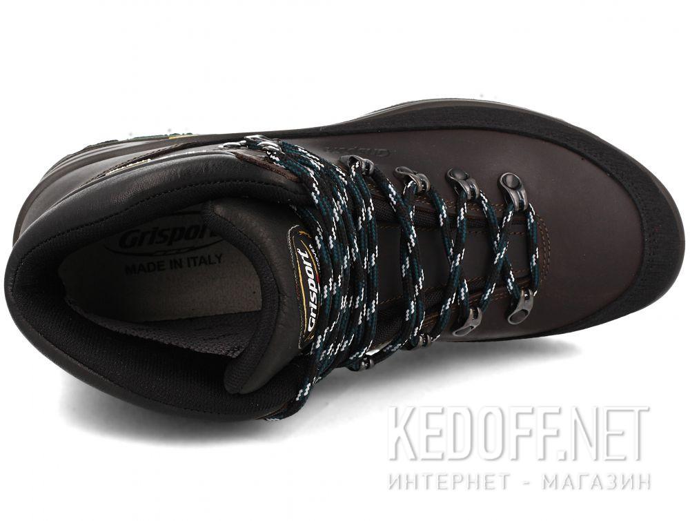 Мужские ботинки Grisport Vibram 12801D91tn Made in Italy описание