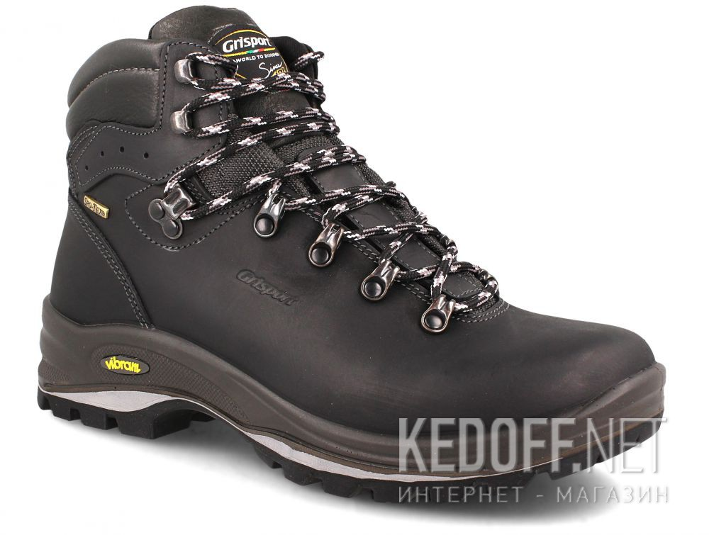 Мужские ботинки Grisport Vibram 12803D90tn Made in Italy