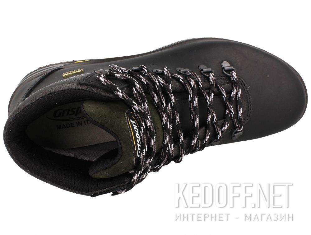 Мужские ботинки Grisport Vibram 12813D44tn Made in Italy описание