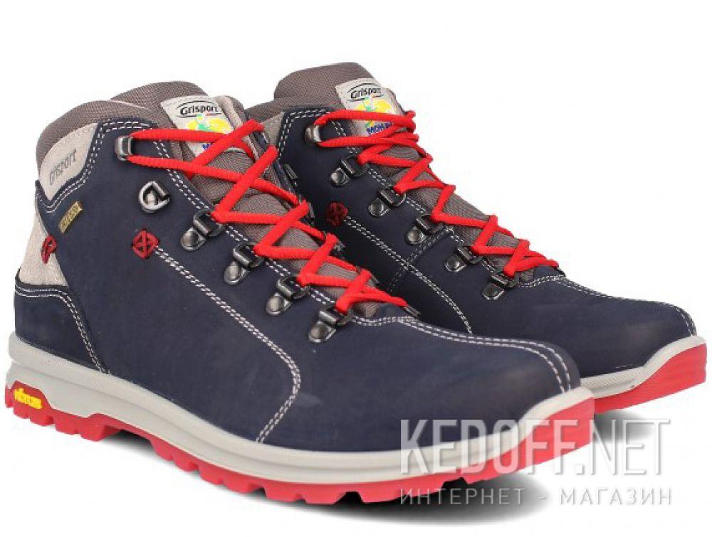 Мужские ботинки Grisport SpoTex Vibram 12905N142n Made in Italy купить Украина